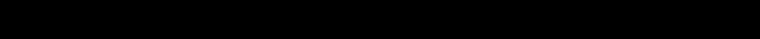 クロスのライン二重線